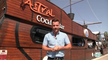 Astral Cocktail Bar (Marbella) en el capítulo 1x18 de Cocktail Route