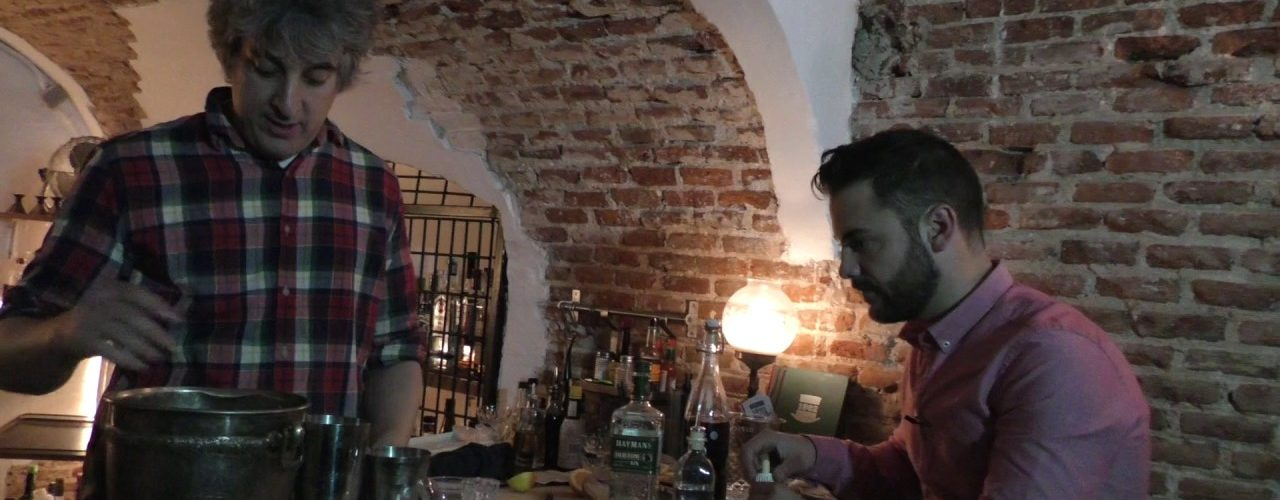 1862 Dry Bar en el capítulo 2x02 de Cocktail Route